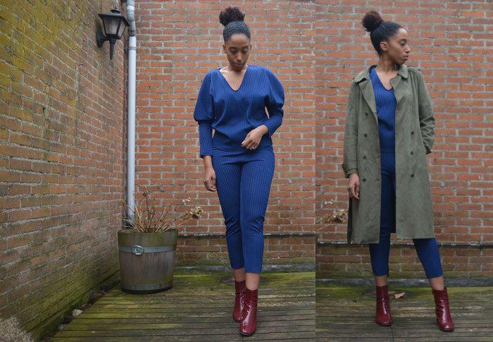 two piece set fashion trend