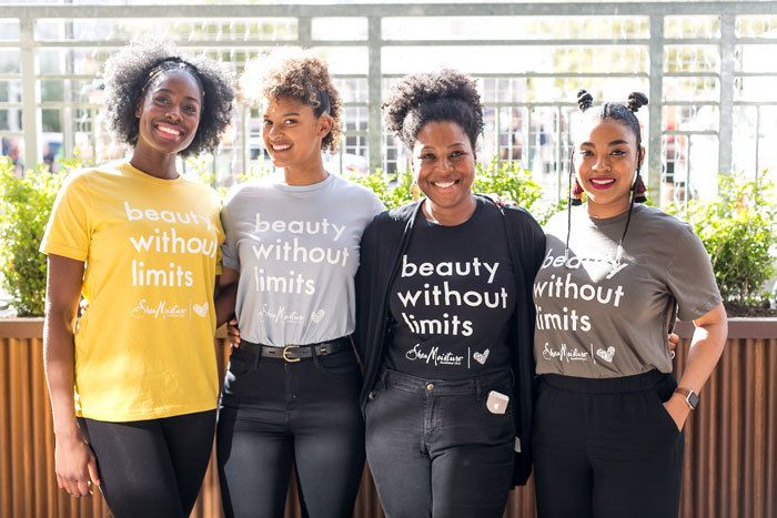 sheamoisture does sxsw with naturallycurly