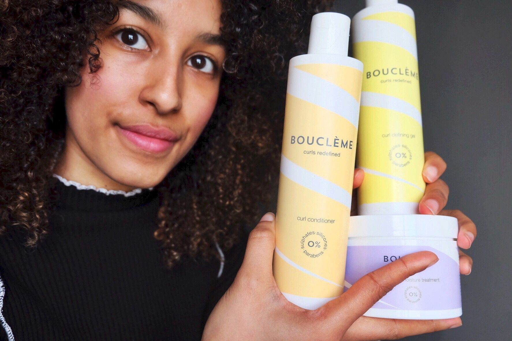 Curlygallal favourite hair care products