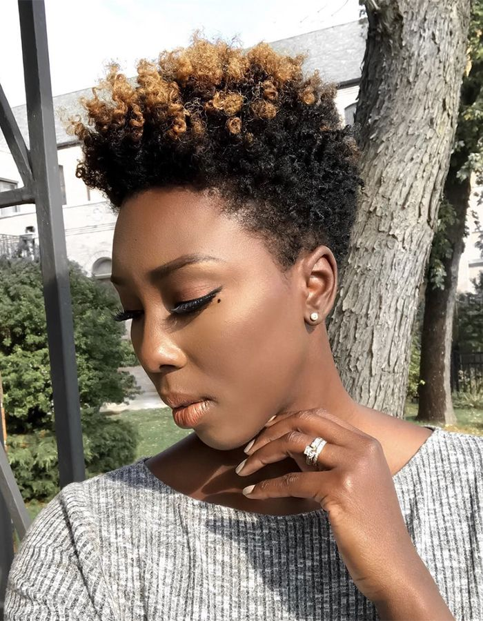 8 Short Natural Haircuts Everyone Is Asking For Naturallycurly