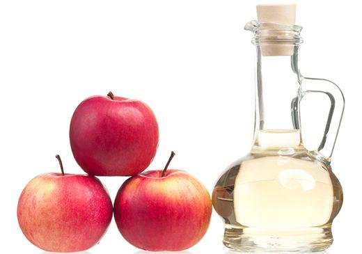 White Distilled Vinegar Instead of Apple Cider Vinegar