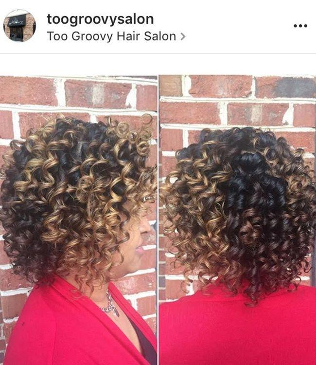 Top 15 Natural Hair Salons In Atlanta Naturallycurly Com
