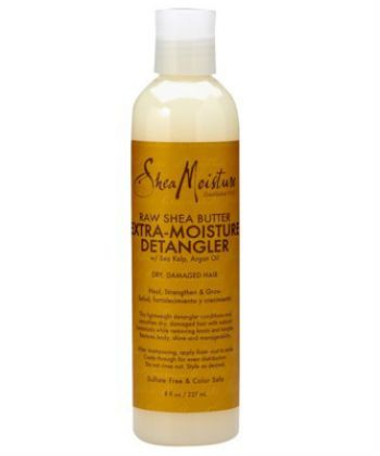 sheamoisture raw shea butter detangler