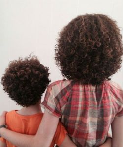 My Sister And I Love Our Curly Hair, But Our Family Doesn't Approve