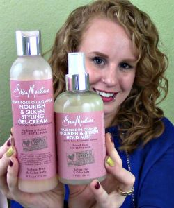 Becky's Wavy Product Review: SheaMoisture Rose Oil Complex