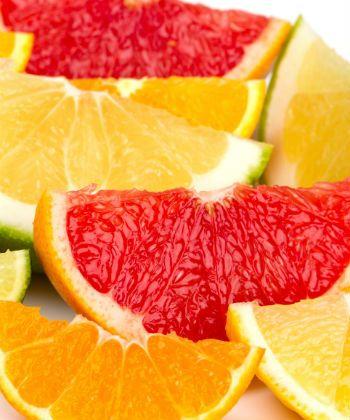 citrus fruits help hair growth