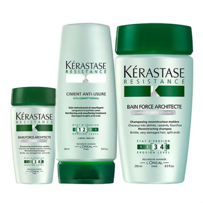 kerastase resistance products