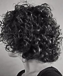 How I Clarify My Short, Fine Curls