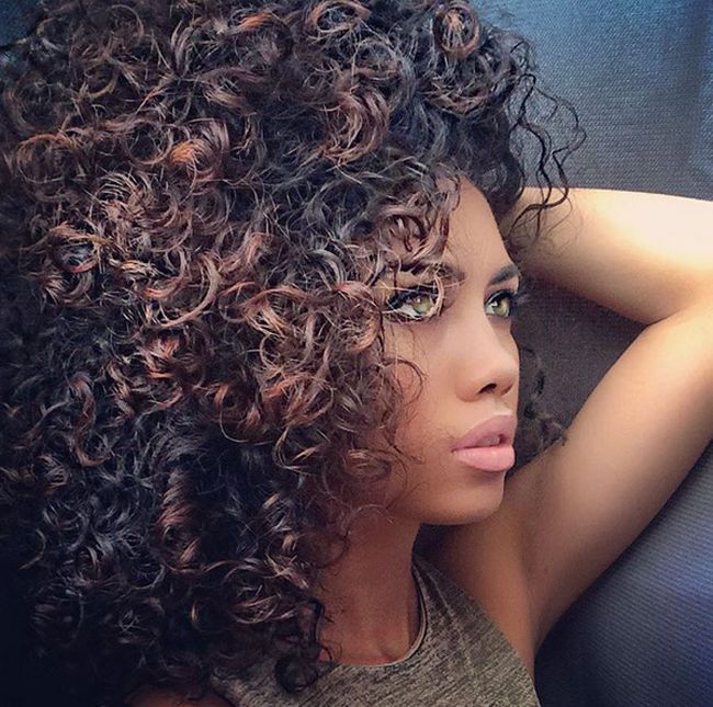 curly hair color styles most popular fall 2015 hair color trends naturallycurly 8521