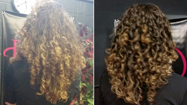 Deva Cut Is Not The Only Haircut For Curly Hair Try Ri Ci Cut