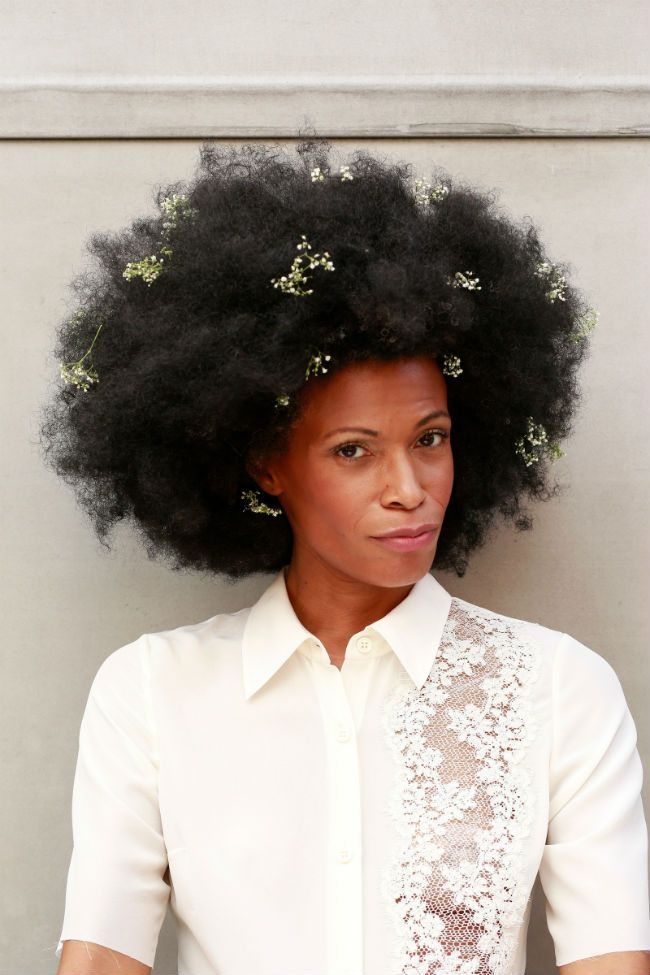 tracy reese fro at new york fashion week