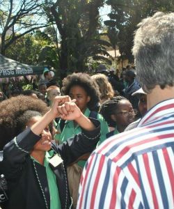 An Open Letter to the Pretoria School Girls
