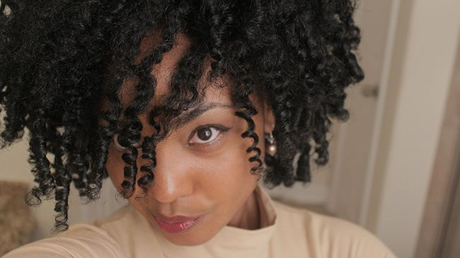 how to get curls naturally without tools