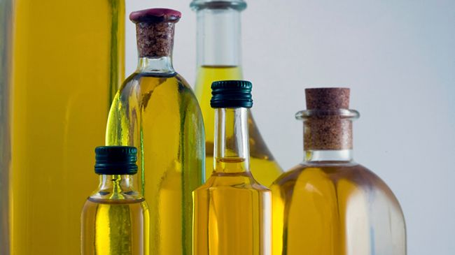 how to blend oils for healthy hair