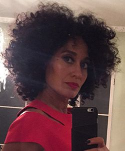 The New York Times Interviews Tracee Ellis Ross... About Her Hair
