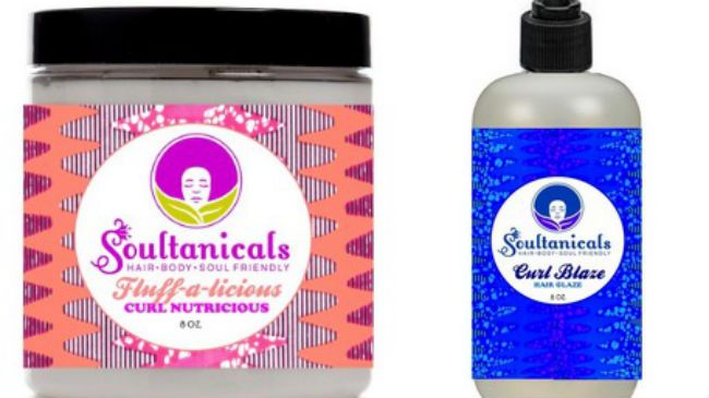 soultanicals vegan hair products