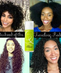 How the DevaCurl Styling Cream Works... On 4 Different Curl Patterns