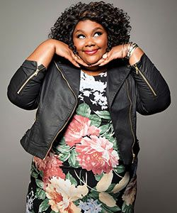 Nicole Byer Reveals Her Natural Hair