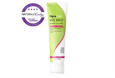 SHOP: DevaCurl Wave Maker Touchable Texture Whip (5 oz.)