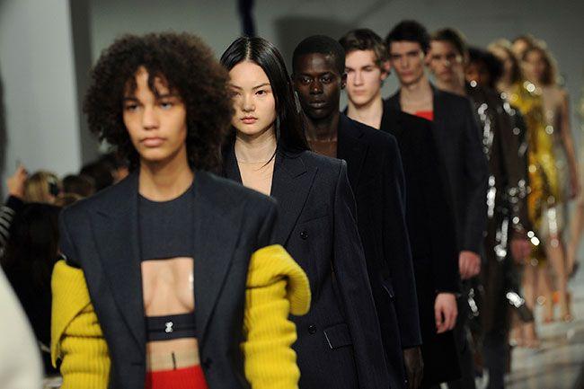 Diversity at New York Fashion Week