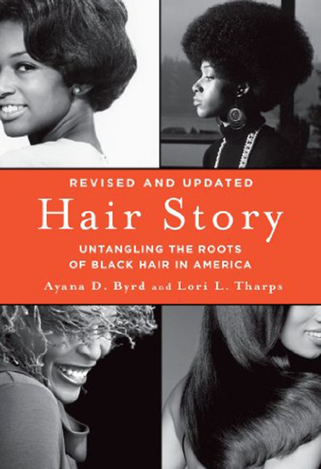 Front cover of Hair Story