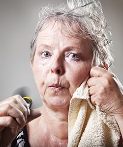 How to Deal with Hair Fall During Menopause