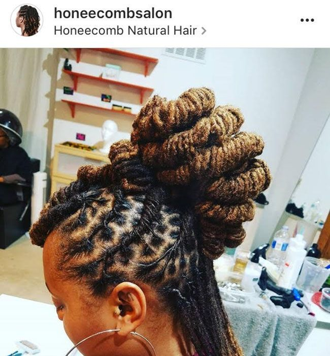 Honeecomb Natural Hair Salon