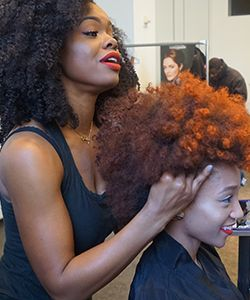 The Many Expressions of You at Texture On the Runway