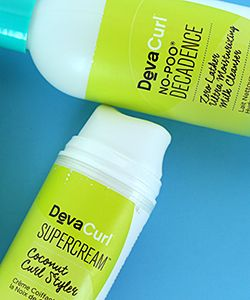 DevaCurl Decadence & SuperCream Review