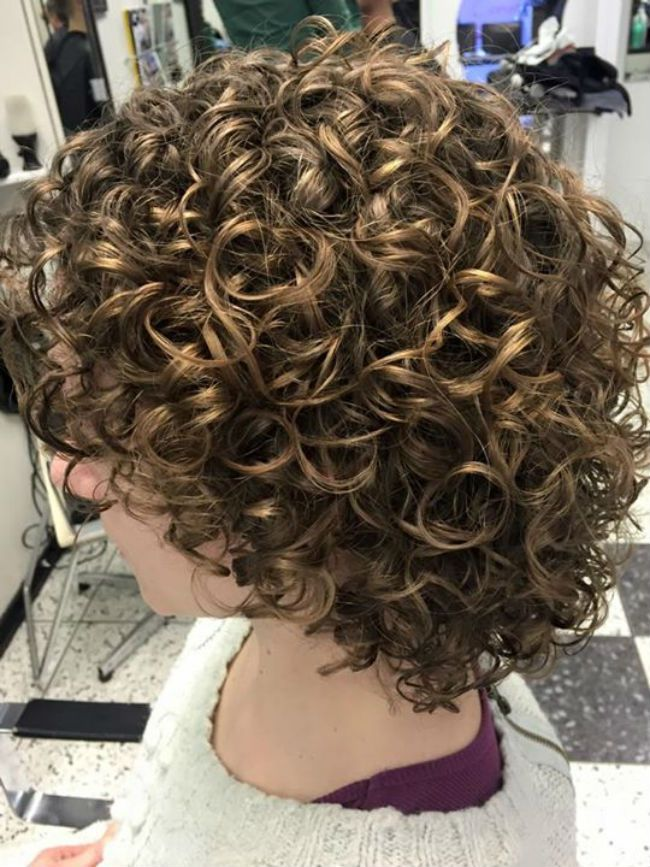 Curly Hair London