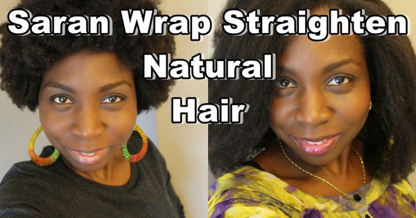 Using Rollers To Straighten Natural Hair