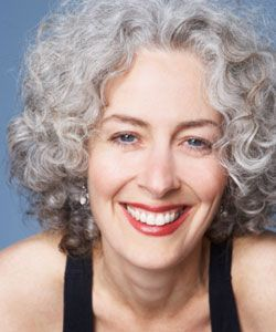 Going Gray With Your Curls Naturallycurly Com