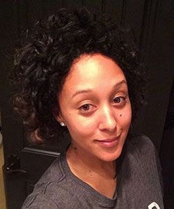 Tamera Mowry-Housley Big Chopped! Her Stylist Shares A Word of Big Chop Advice...