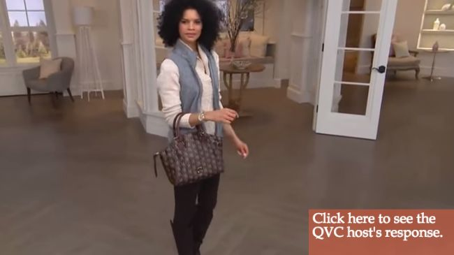 qvc racist remarks to curly hair