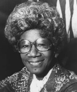 Naturals Who Made History: Shirley Chisholm