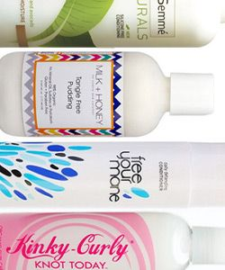 Top 20 Detanglers for Curly Hair