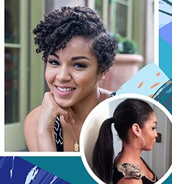 Alexandra's Natural Hair Journey