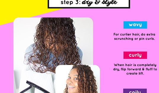 How To Follow The Curly Girl Method Naturallycurly