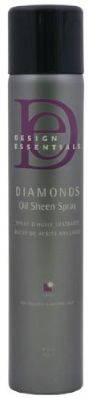 design essentials diamon oil spray