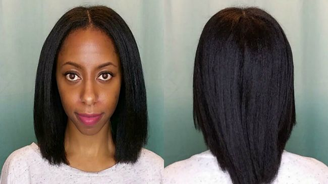 4 ways to straighten amp curl natural hair naturallycurlycom