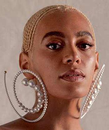 Solange Knowles and the Digital Scissors