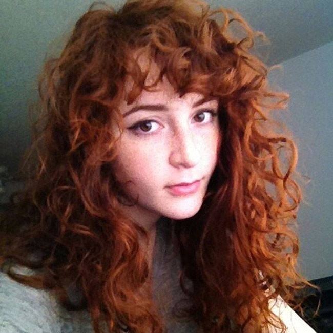 Stop Saying You Can T Have Bangs With Curly Hair