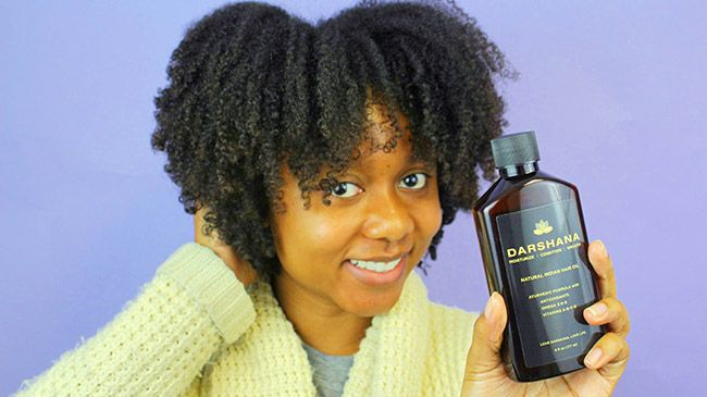 Haveyoutriedthis Darshana Natural Indian Hair Oil
