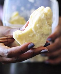 3 Steps To Making A Whipped Hair & Skin Butter