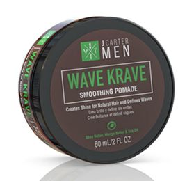 SHOP: J. Carter Men Wave Krave Smoothing Pomade (2 oz.)