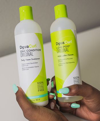 I Tried The DevaCurl Low-Poo, And Here's What I Thought...