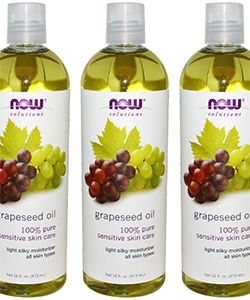 """""""Grapeseed Oil Left My Curly Hair Flat & Dry"""""""
