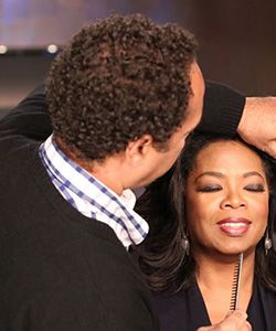 Why Oprah Waited So Long to Go Natural, According to Her Stylist