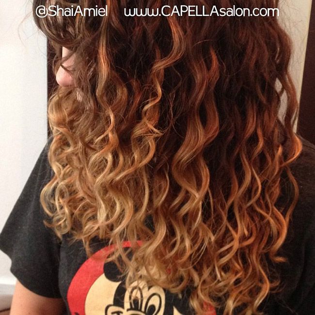 What\u0027s The Difference Between Ombre And Balayage Hair Color