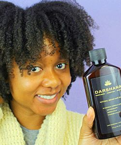 #HaveYouTriedThis Darshana Natural Indian Hair Oil + Giveaway